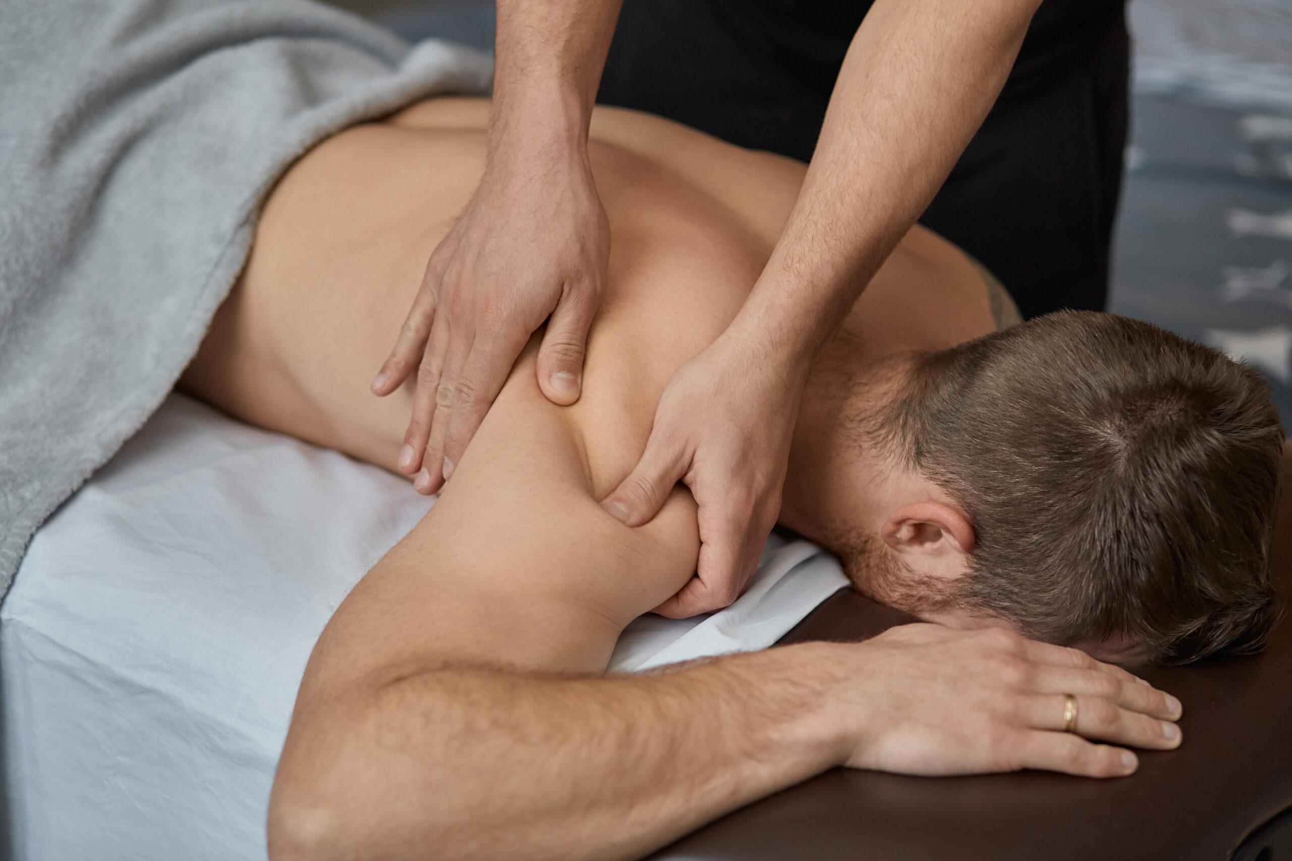Atlas - Lumbaal Massage